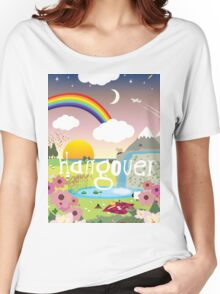 Hangover Women's Relaxed Fit T-Shirt