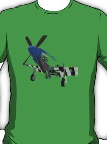 P-51 Vector T-Shirt