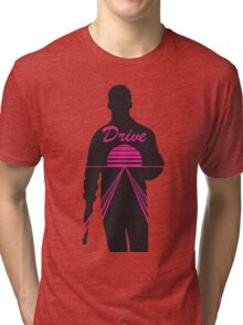 A Real Hero Tri-blend T-Shirt