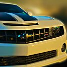 Camero in Evening Light by Mike Capone