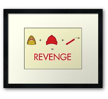 An Exercise in Revenge Framed Print