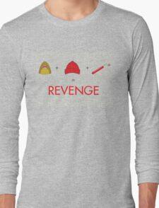 An Exercise in Revenge Long Sleeve T-Shirt