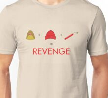 An Exercise in Revenge Unisex T-Shirt