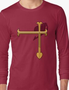 Erza Scarlet Insignia  Long Sleeve T-Shirt