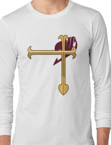 Erza Scarlet Symbol Long Sleeve T-Shirt