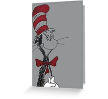 Remember remember,The Cat in the Hat Greeting Card