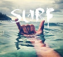 Surf life  by Burstonco