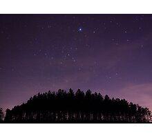 Starry Skies Photographic Print