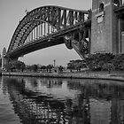 Harbour Reflections by Sharon Kavanagh