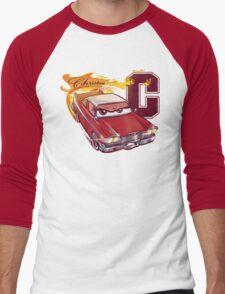 Fury and Fire Men's Baseball ¾ T-Shirt