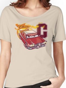 Fury and Fire Women's Relaxed Fit T-Shirt