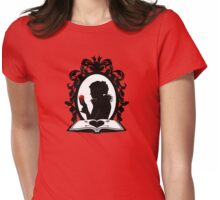 The Evil Queen Womens Fitted T-Shirt