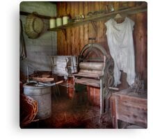 The Laundry ~ Monte Cristo, Junee NSW Metal Print