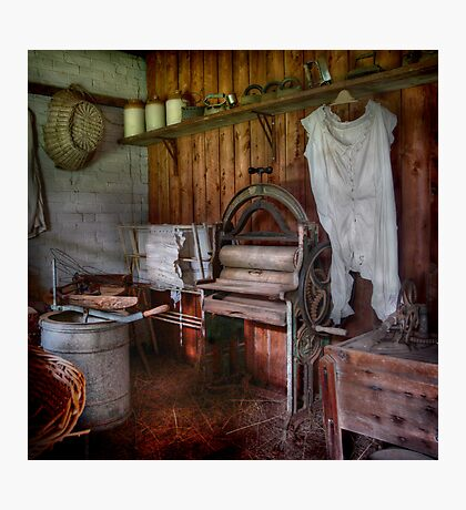 The Laundry ~ Monte Cristo, Junee NSW Photographic Print