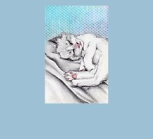 Cat sleeping Unisex T-Shirt