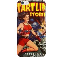 Women with Ray Guns iPhone Case/Skin