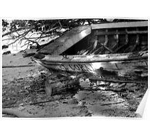 Ship Wreck Poster