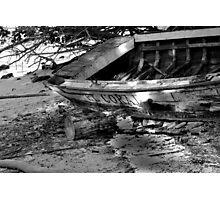 Ship Wreck Photographic Print
