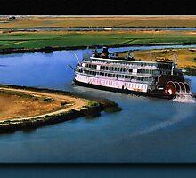 The Delta by Richard  Gerhard