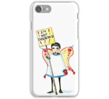 I'm not interested iPhone Case/Skin