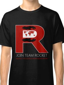 Join Team Rocket! Classic T-Shirt
