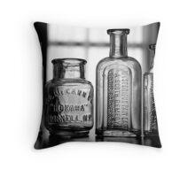 Remedies 2 Throw Pillow