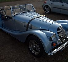 Now That's a Morgan by Clive