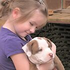 My New Puppy by Ginny York