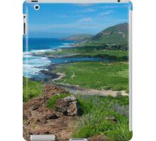 Oahu Panorama iPad Case/Skin