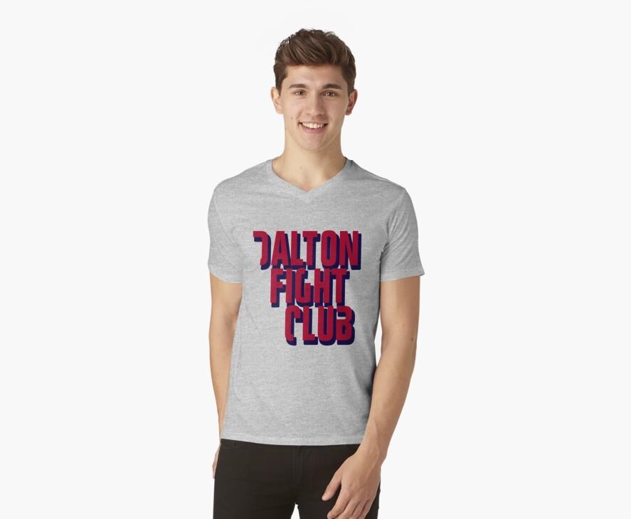 Dalton Fight Club by nicwise