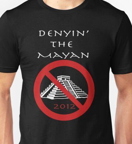 Denyin the Mayan Unisex T-Shirt