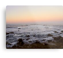 Cambria Sunset Metal Print