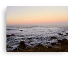 Cambria Sunset Canvas Print
