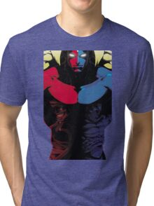 Street Fighter Bosses Tri-blend T-Shirt
