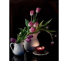 The Beauty of Tulips Photographic Print