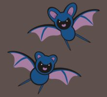 Zubat Bros by Junkwarrior5