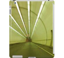 George Wallace Tunnel in Mobile Alabama iPad Case/Skin