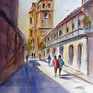 """""""On the Sunny Side of the Street"""" by bevmorgan"""