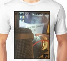 Hazardous Commodores Unisex T-Shirt