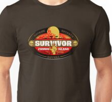 Survivor: Zombie Island Unisex T-Shirt