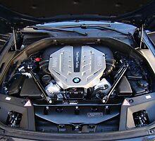 2011 BMW 550GT Engine by sl02ggp