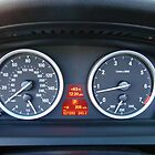 2010 BMW 650i Convertible Gauges by sl02ggp