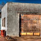 Abandoned Gas Station by Kgphotographics