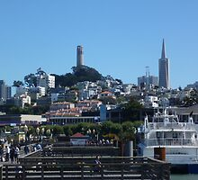 Pier 39 by Engee