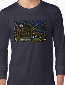 Degraves St 03 Long Sleeve T-Shirt