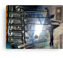 A Bailarina do Sótão -  StratocasterBallet Canvas Print