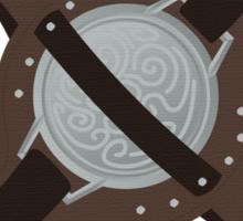 DragonBorn Studded Iron Cuirass Sticker