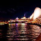 Goodbye Sydney ! by miroslava