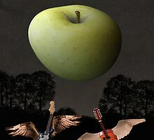 Big Apple Rocks by Eric Kempson