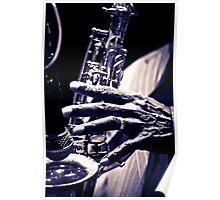 Hands of musicians - 3 Poster